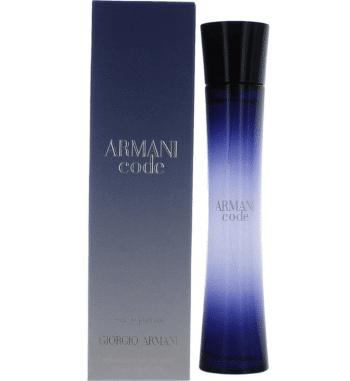 Jubilæumsgave » Armani Code for Women jubilaeumsgave