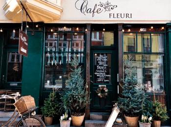 Jubilæumsgave » Brunch Bobler hos Cafe Fleuri jubilaeumsgave