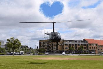 Gave til par » Helikoptertur med HeliCompany