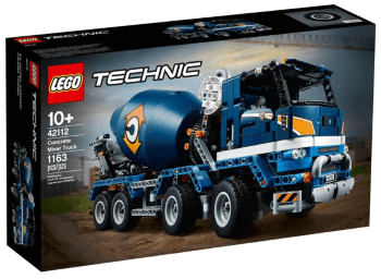 Julegaver » LEGO Technic lastbil julegave