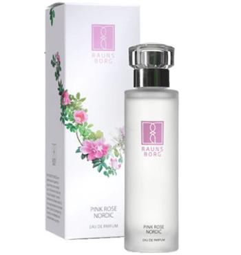Julegaver » Raunsborg Nordic Pink Rose Parfume julegave