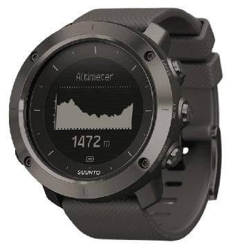 Jubilæumsgave » Suunto Traverse Graphite Outdoor GPS Ur jubilaeumsgave