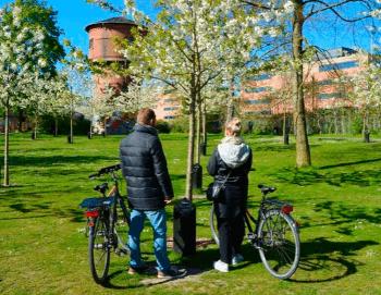 Gave til kollega » guidet cykeltur til kollega