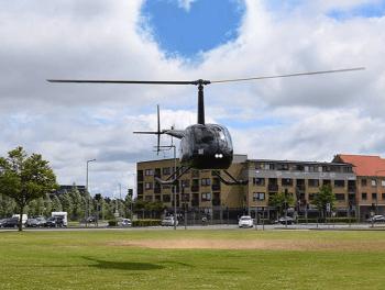 Gave til far » helikopter tur gave til far