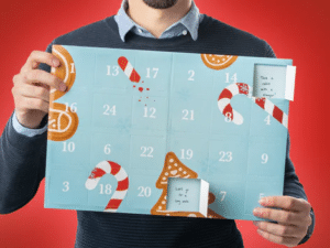 Julekalender » lav din egen julekalender med tekst