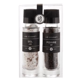 Gave til 150 kr » Lie Gourmet salt m. chili og peber gaveaeske
