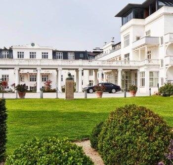 Gave til pensionist » Spaophold paa Kurhotel Skodsborg