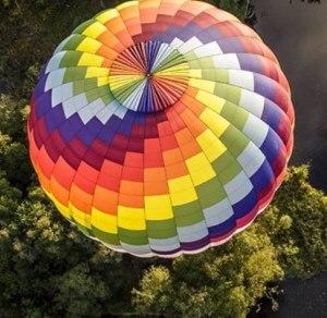 Gave til svigermor » Ballonflyvning