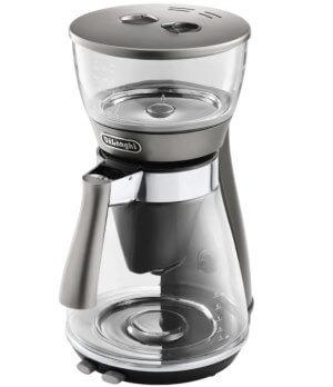 Gave til svigermor » De Longhi Clessidra kaffemaskine