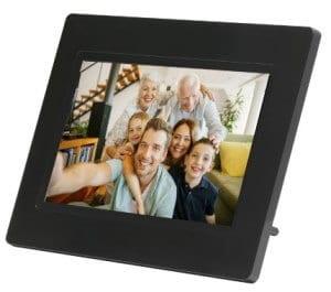 Gave til svigermor » Denver PFF 710 MK2 digital billedramme