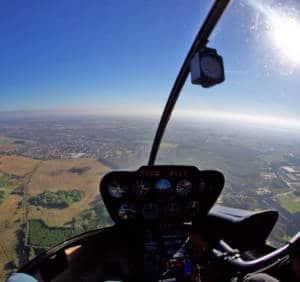 Giv en helikoptertur i gave » Helikopterpilot for en dag med HeliCompany