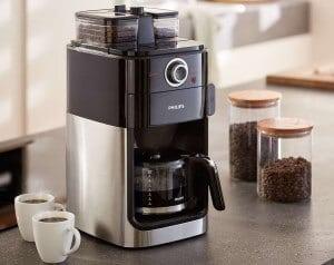 Gave til svigerfar » Philips Grind Brew kaffemaskine