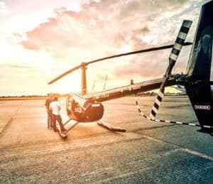 Giv en helikoptertur i gave » Privat helikoptertur med HeliCompany