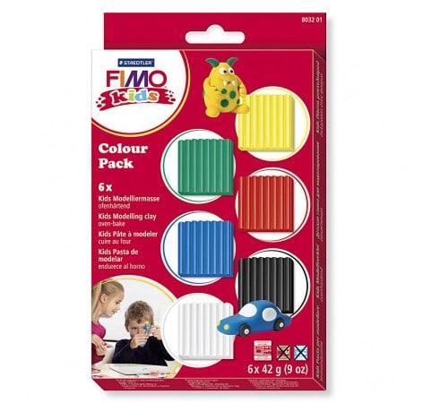 Hjemmelavede julegaver » FIMO® Kids ler