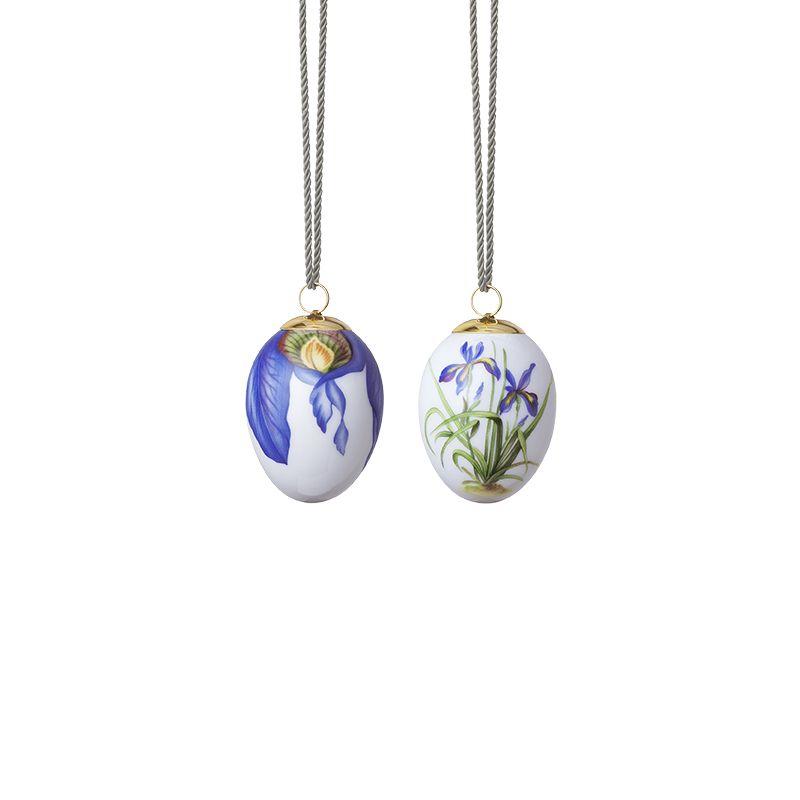 Påskegaver » spring coll 2020 easter egg iris 2pcs