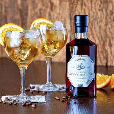 Ginsmagning » Ginsmagning hos Trolden Destilleri