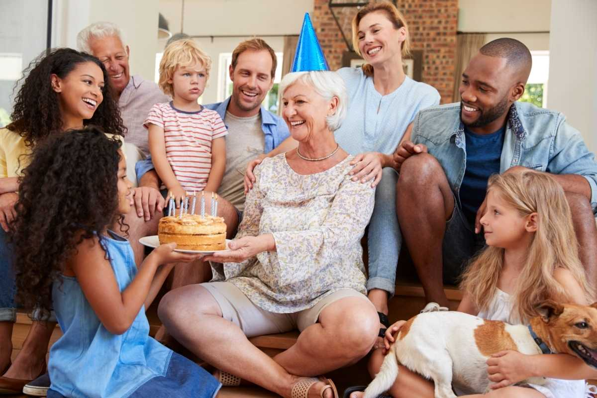 underholdning til 60 års fødselsdag