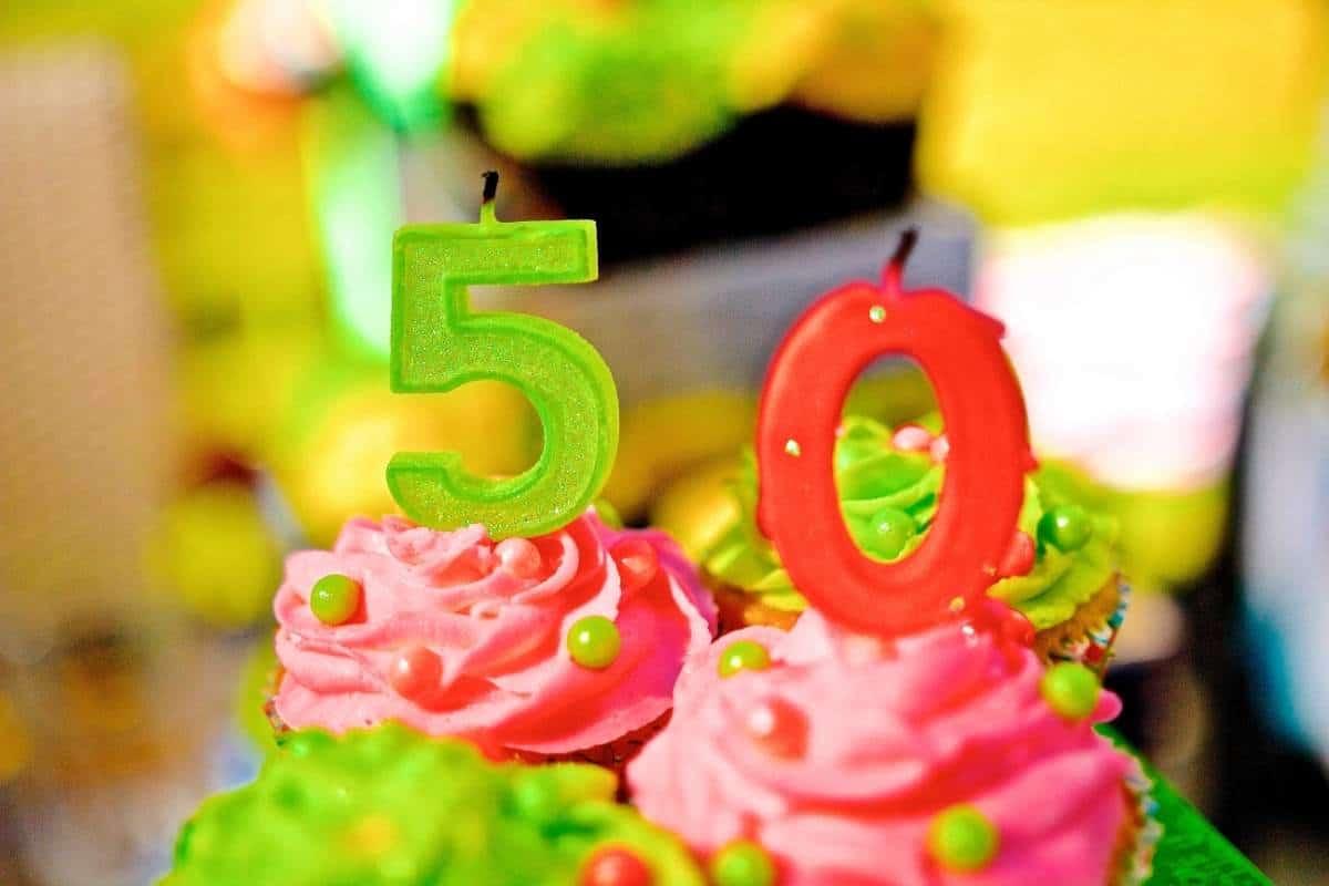 underholdning til 50 års fødseldag